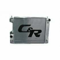 C&R Racing 07-2014 Shelby GT500 High Capacity Performance Radiator