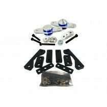 Lethal Performance 05-2014 Engine Lowering Kit (With Adjustable Motor Mounts)