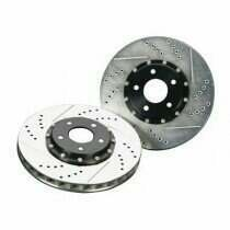 Stillen 2-Piece Slotted and Drilled Front Rotors