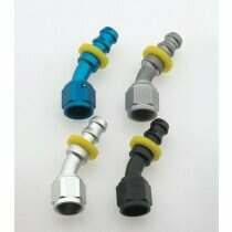 Fragola -10an 30 Degree Push-Lite Race Hose End