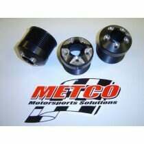 """Metco Motorsports Shelby GT500 Supercharger 3.00"""" Pulley Ring"""