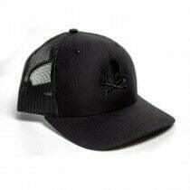 Lethal Performance Embroidered Skull Hat