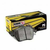 Hawk 05-2014 Mustang Performance Ceramic Brake Pads (Rear)