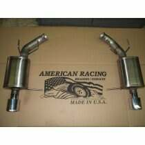 """ARH 05-09 Mustang """"Pure Thunder"""" Axle Back"""