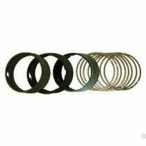 J/E Mustang Plasma Moly File-to-fit Rings (Standard Bore)