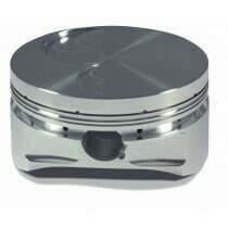 """J/E 4.6L/5.4L Forged 0cc Flat Top pistons- 0.020"""" Over"""