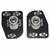 J&M 79-89 Mustang Fully Adjustable Caster Camber Plates