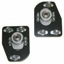 J&M 90-93 Mustang Fully Adjustable Caster Camber Plates