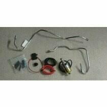 JPC 2010+ Mustang Line Lock Kit