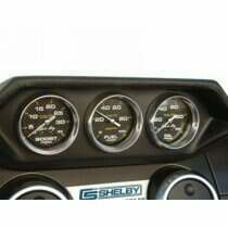 "Shelby Performance Triple 2-5/8"" Center Gauge Pod Set"