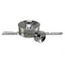 Billet Pro Shop Shelby GT500 25% Underdrive Alternator Pulley