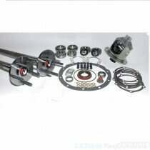 Lethal Performance S197 Axle & Differential Upgrade Kit