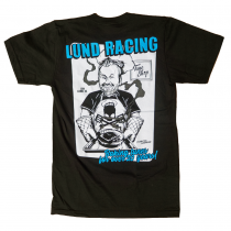 """Lethal Performance / Lund Racing """"Get Baked"""" T-Shirt (Black)"""