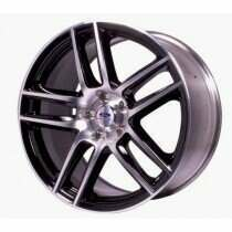 "Ford Performance Mustang Boss 302S 19x9"" Front Wheel (Black w/ Machined Face)"