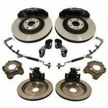 "Ford Performance 05-2014 Mustang 6 Piston Caliper 15"" Rotor Brake Upgrade Kit"