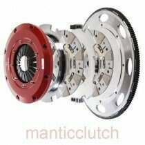 Mantic Street Twin Disc Clutch Kit 9000 Series (Challenger/Hellcat) M921CHALY
