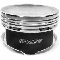 "Manley 4.6L/5.4L 11cc Dish Pistons- 0.030"" Over"