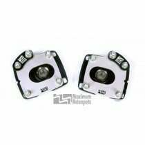 Maximum Motorsports S197 Mustang Caster Camber Plates (05-2010 Mustang GT ; 07-2014 Shelby GT500 ; 2011-2014 Mustang GT Track Pack)