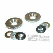 Maximum Motorsports 86-04 Mustang Steering Rack Bushing Upgrade Kit for Stock K Member