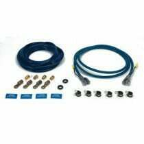 Moroso NHRA Legal Battery Box Cable Kit