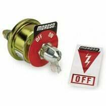 Moroso NHRA Legal Battery Disconnect Switch