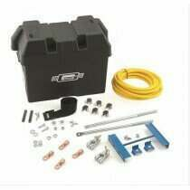 Mr Gasket Battery Box Relocation Kit