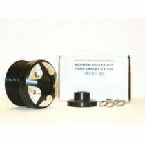 """Metco Shelby GT500 Supercharger Pulley (2.60"""")"""