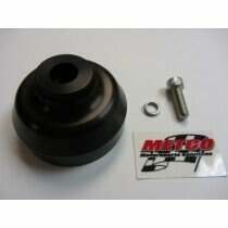 """Metco Motorsports Shelby GT500 2.60"""" Supercharger Pulley Cover"""
