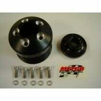 """Metco Motorsports Shelby GT500 Supercharger Pulley (3.00"""")"""