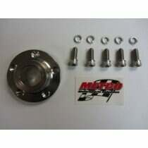 Metco Motorsports Shelby GT500 Pulley Hub and Hardware