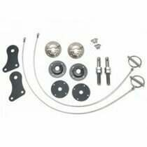 Shelby Performance Billet Hood Pin Kit