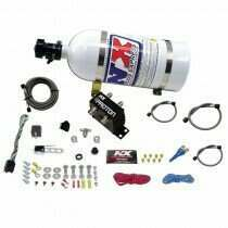 Nitrous Express Proton Plus Nitrous System with 12 lb Composite Bottle