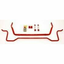 BMR 05-2010 Mustang Front and Rear Swaybar Kit (Red)