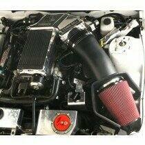 JLT 07-09 Shelby GT500 Plastic 148mm SUPER Big Air Intake (For Kenne Bell Superchargers)