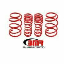 """BMR 07-2014 Shelby GT500 1-1/2"""" Drop Performance Springs"""