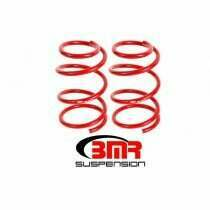 """BMR 07-2014 Shelby GT500 1-1/2"""" Drop Drag Springs (Front)"""