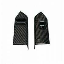 TruCarbon 2010-2014 Mustang HARDTOP Carbon Fiber LG107 Window Switch Covers