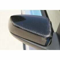 TruCarbon 2010-2014 Mustang Carbon Fiber LG76 Mirror Covers