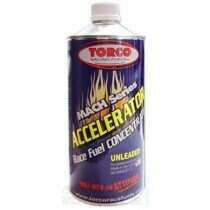 Torco Accelerator Unleaded Race Fuel Concentrate (Case of 6)