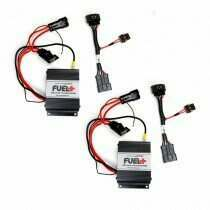 Lethal Performance FUEL+ Plug and Play 40amp Dual Fuel Pump Voltage Boosters (2007-2010 Shelby GT500)
