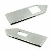 UPR 2010-2014 Mustang Billet Hardtop Window Switch Plates (Polished)