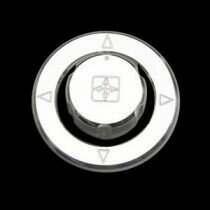 UPR 05-09 Mustang Designer Mirror Control Knob & Bezel Kit