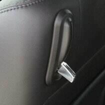UPR 07-10 Mustang Billet Seat Release Lever (Polished)