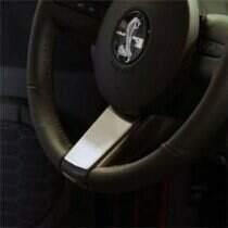 UPR 05-09 Mustang Billet Steering Wheel Badge