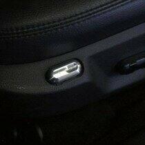 UPR 05-10 Mustang Billet Power Lumbar Seat Switch