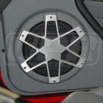 UPR 05-09 Mustang Billet Speaker Covers