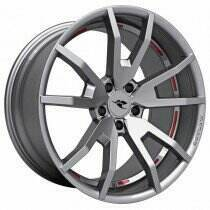 "CDC 2005-2018 Mustang 20"" x 9"" Outlaw Wheel (Gloss Hyper Silver)"