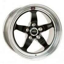 "Weld Racing 05-2014 Mustang 15x10"" S71 RT-S Rear Wheel (Black)"