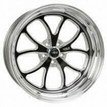 """Weld Racing 86-2014 Mustang 15x9"""" S76 RT-S Rear Wheel (Black)"""
