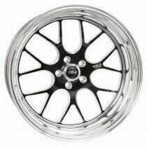 """Weld Racing 86-2014 Mustang 15x9"""" S77 RT-S Rear Wheel (Black)"""